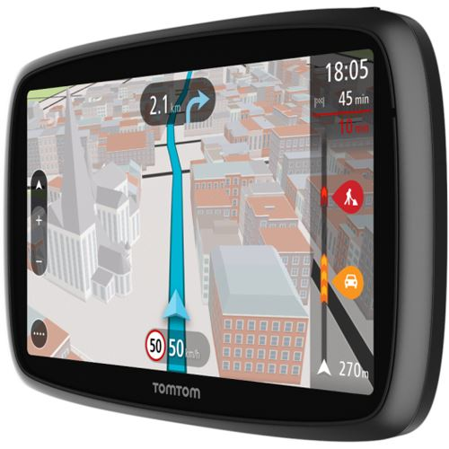 tomtom go 6100 world navigationsger te hardware notebooks software bei. Black Bedroom Furniture Sets. Home Design Ideas