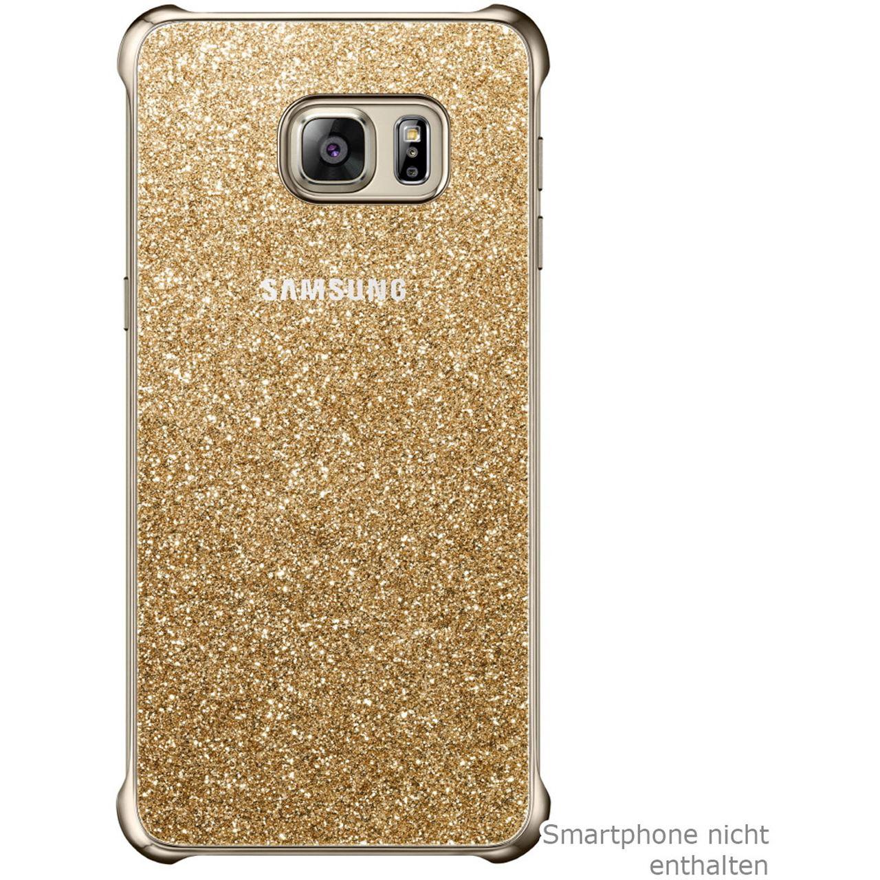 samsung glitter cover g928f galaxy s6 edge gold. Black Bedroom Furniture Sets. Home Design Ideas