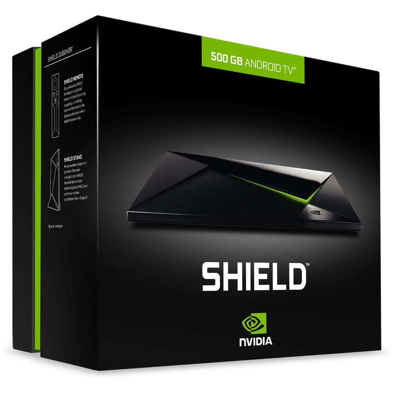Nvidia Shield Technische Daten