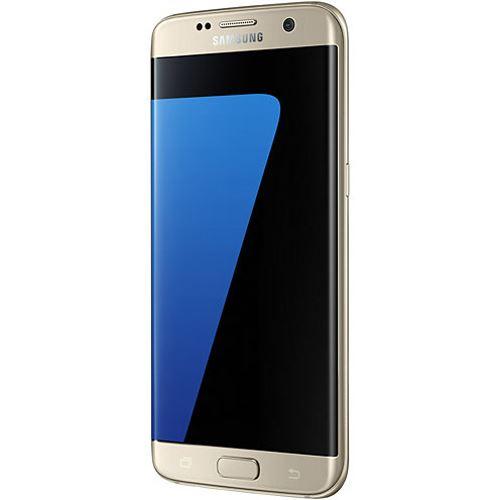 samsung galaxy s7 edge g935f 32 gb gold smartphones ohne vertrag hardware. Black Bedroom Furniture Sets. Home Design Ideas