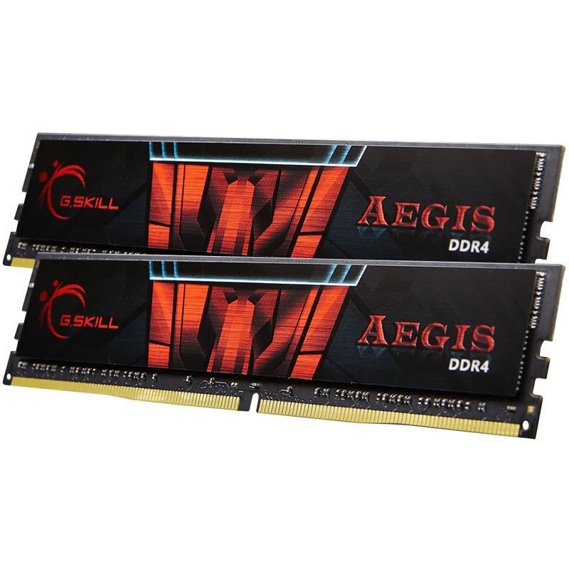 16GB G.Skill Aegis DDR4-3000 DIMM CL16 Dual Kit