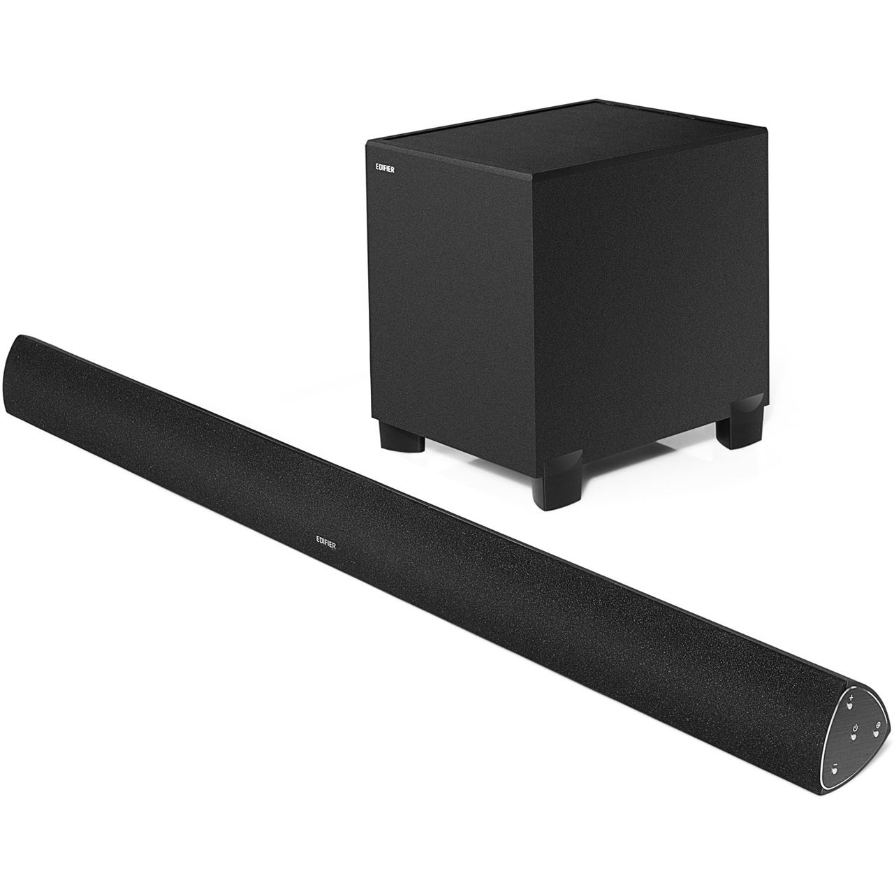 edifier aktivboxen cinesound b7 soundbar 2 1 schwarz boxen hardware notebooks. Black Bedroom Furniture Sets. Home Design Ideas