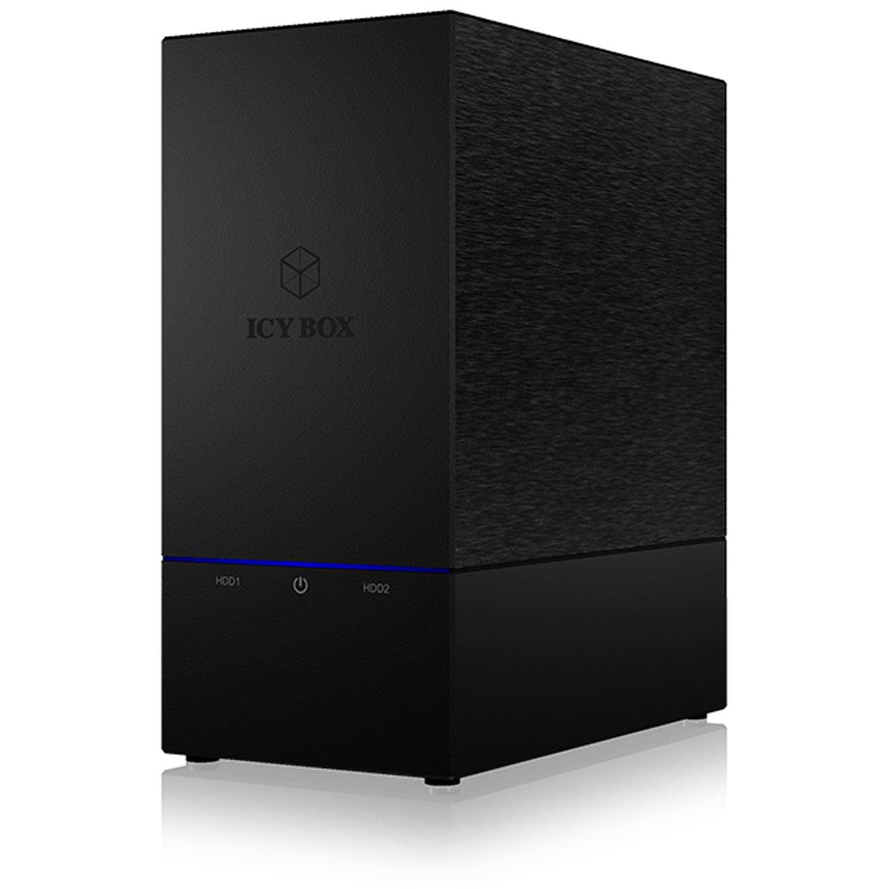 ICY BOX IB-RD3621U3 RAID System 2x3.5\