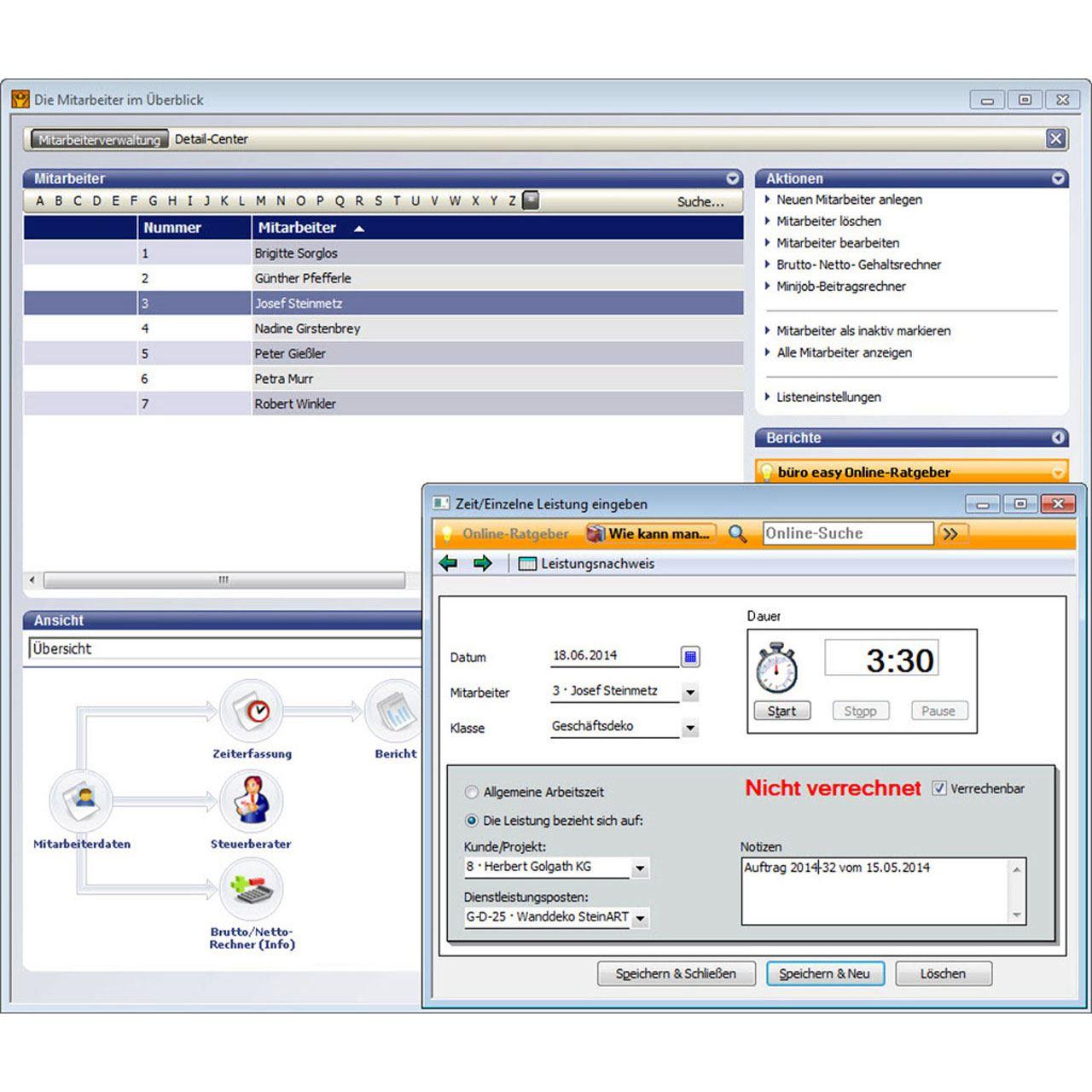 Lexware Büroeasy plus 2017 32 Bit Deutsch Buchhaltungssoftware ...