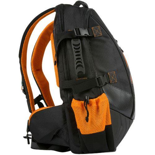 gigabyte aorus b7 notebook rucksack 17 zoll schwarz orange. Black Bedroom Furniture Sets. Home Design Ideas