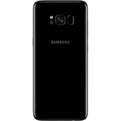 samsung galaxy s8 g950f 64 gb schwarz smartphones ohne vertrag hardware. Black Bedroom Furniture Sets. Home Design Ideas