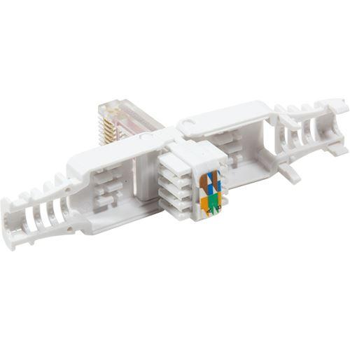 LogiLink RJ45-Steckverbinder Kat.6, UTP, TIA/EIA 568B.2-10 ...