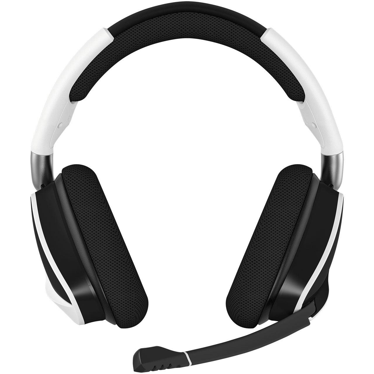 corsair void pro rgb schwarz wei headsets kabellos. Black Bedroom Furniture Sets. Home Design Ideas
