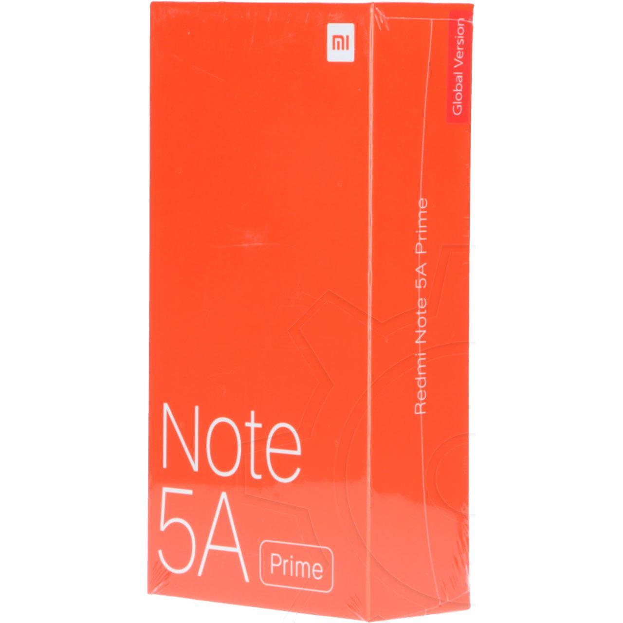 Xiaomi Redmi Note 5a Prime Dual Sim 32gb Grau Smartphones Ohne Touchscreen