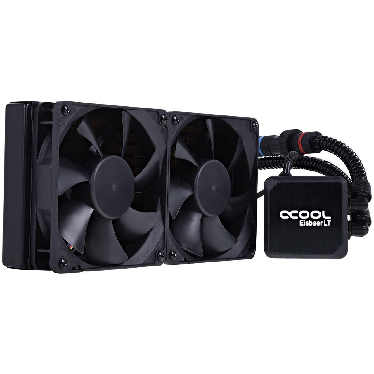 Alphacool Eisbaer LT 240 CPU Komplett Wasserkühlung