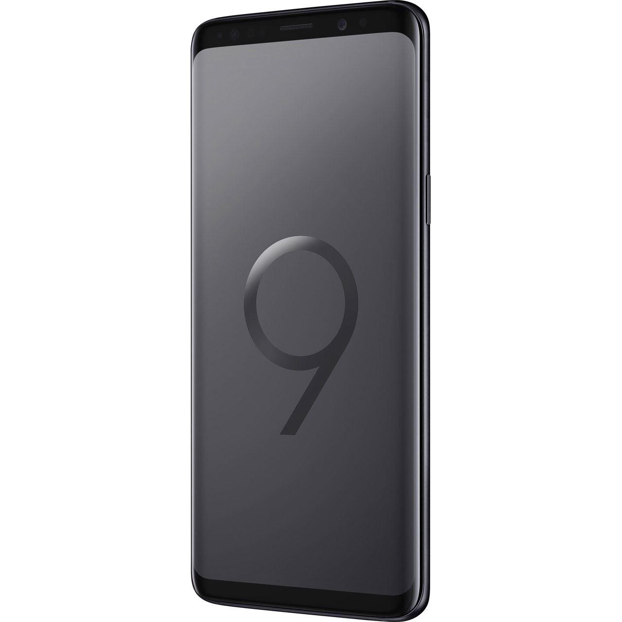 samsung galaxy s9 duos g960f ds schwarz smartphones ohne. Black Bedroom Furniture Sets. Home Design Ideas