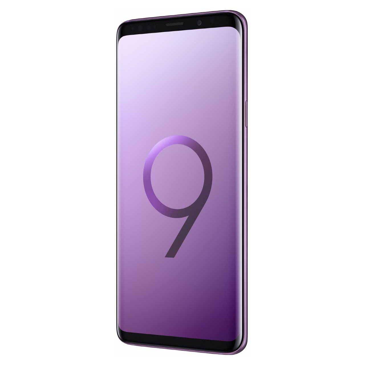 samsung g965f s9 duos violett smartphones ohne vertrag. Black Bedroom Furniture Sets. Home Design Ideas