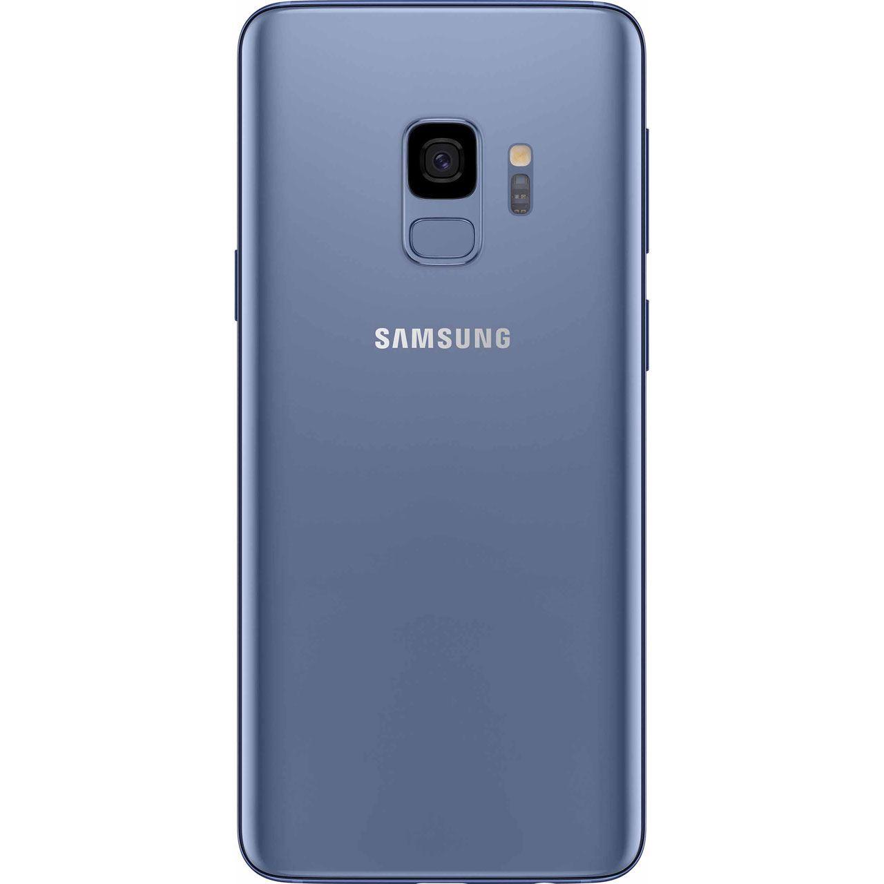samsung g960f s9 duos blau smartphones ohne vertrag. Black Bedroom Furniture Sets. Home Design Ideas