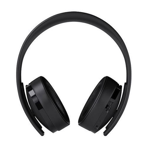sony playstation 4 ps4 gold wireless headset headsets