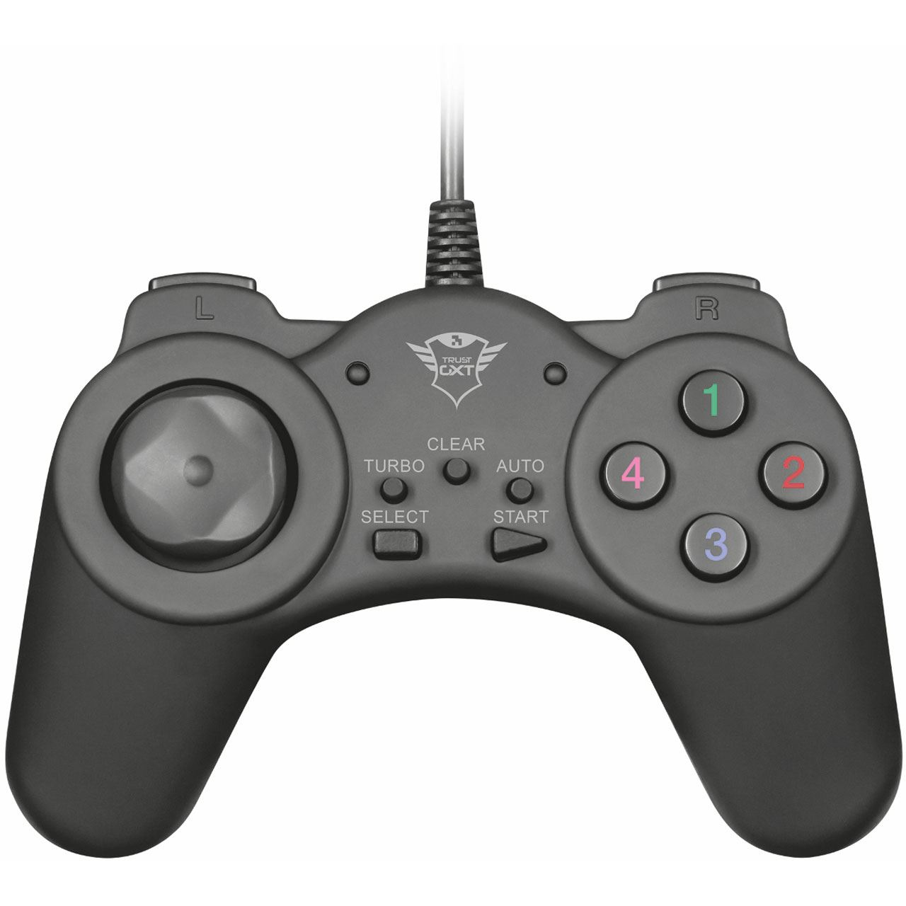 Trust Gxt 510 Tebur Gamepad For Pc And Laptop Gamepads