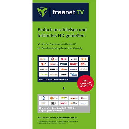 Xoro Ptl 1050 101256cm Dvb T2 Mini Tv Freenet Receiver Für