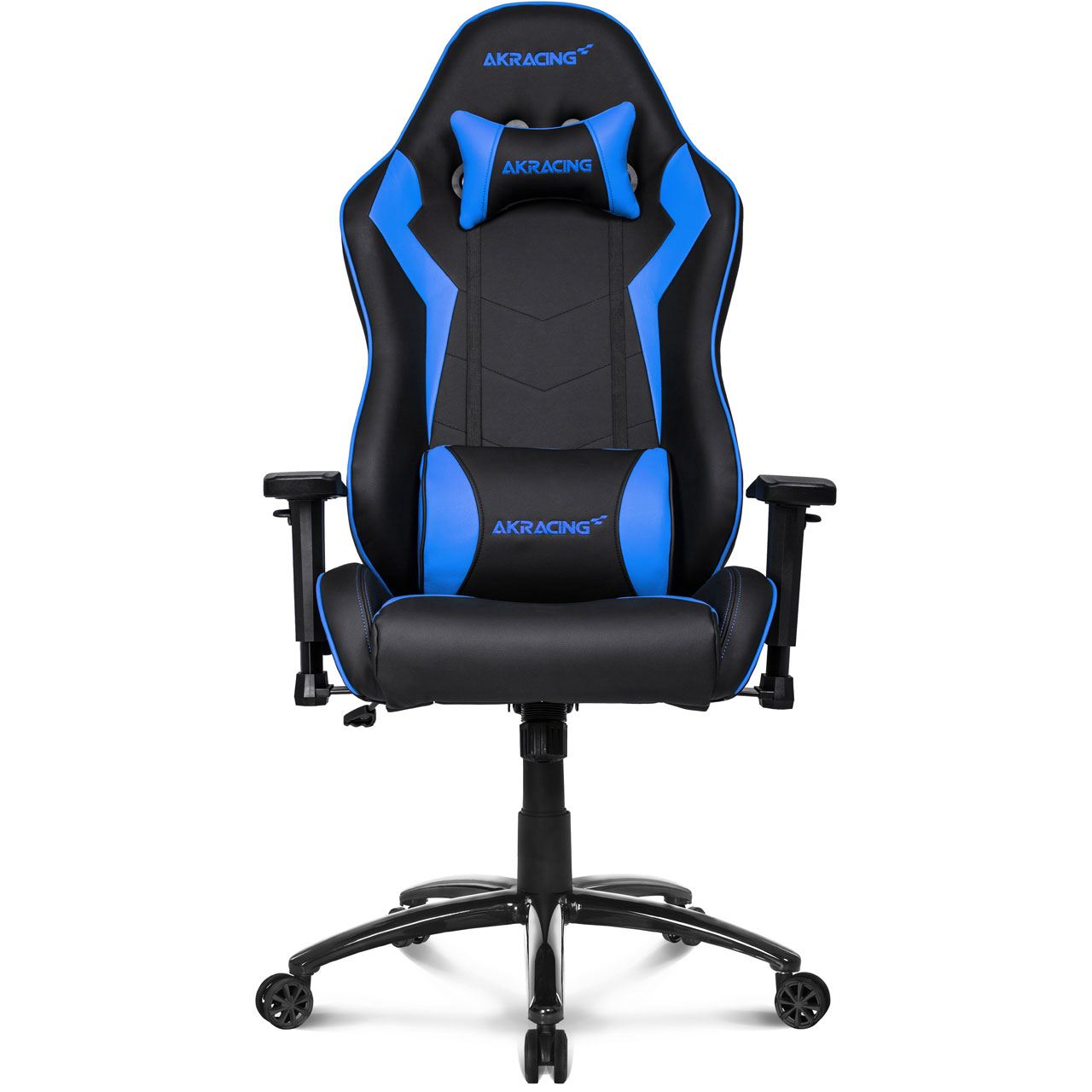 gaming stuhl blau