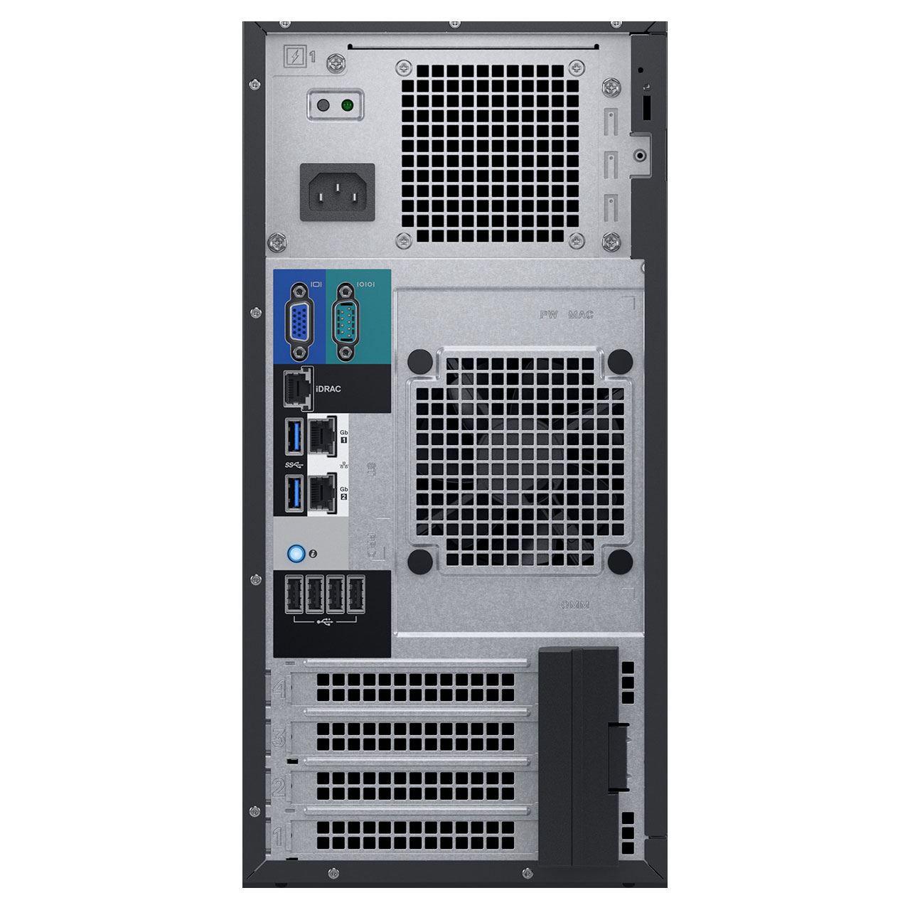 Dell PowerEdge T140 Xeon E-2124, GMRTT