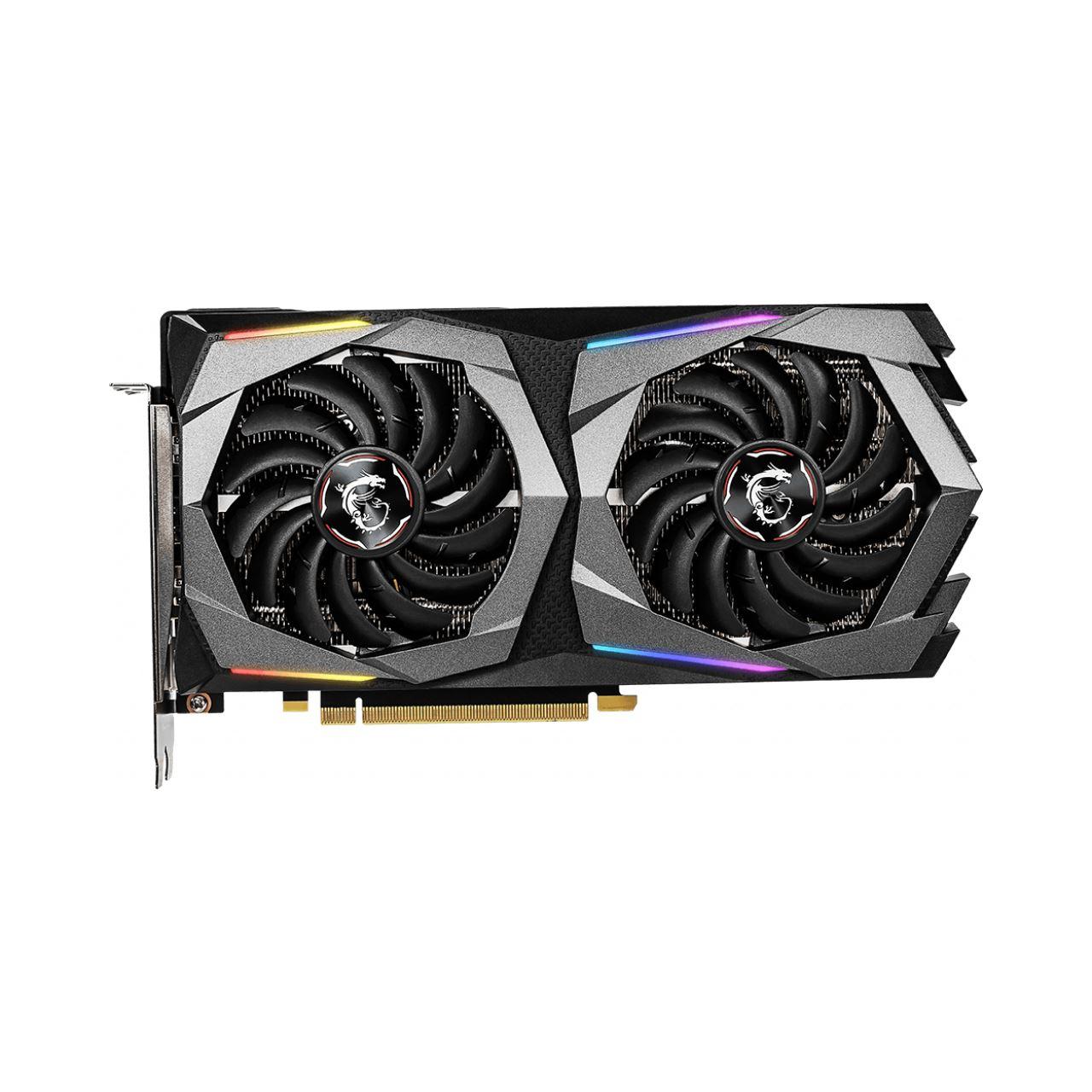 6GB MSI GeForce RTX 2060 Gaming Z Aktiv PCIe 3 0 x16 (Retail)
