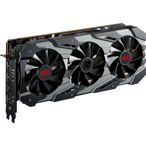 PowerColor Radeon RX 5700 XT Grafikkarte 8 GB, GDDR6