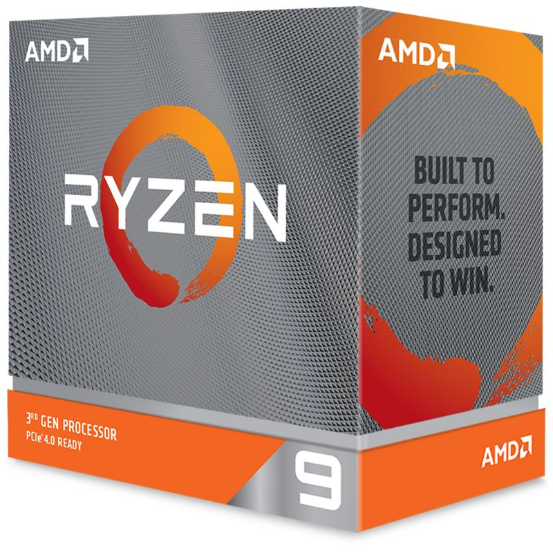 AMD Ryzen 9 3950X (16 Kerne, 32 Threads @ max. 4,7 GHz)