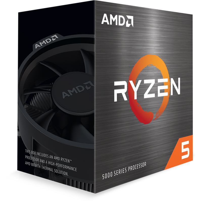 Product Image AMD Ryzen 5 5600X 6x 3.70GHz So.AM4 BOX
