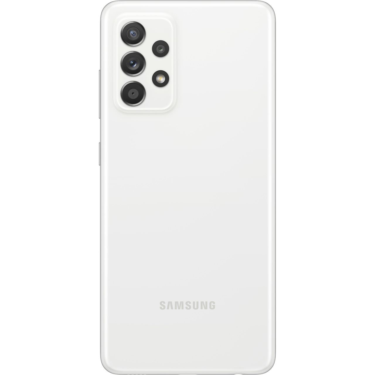 Samsung Galaxy A52 5G 256GB, A526B, weiss - Smartphones ohne Vertrag