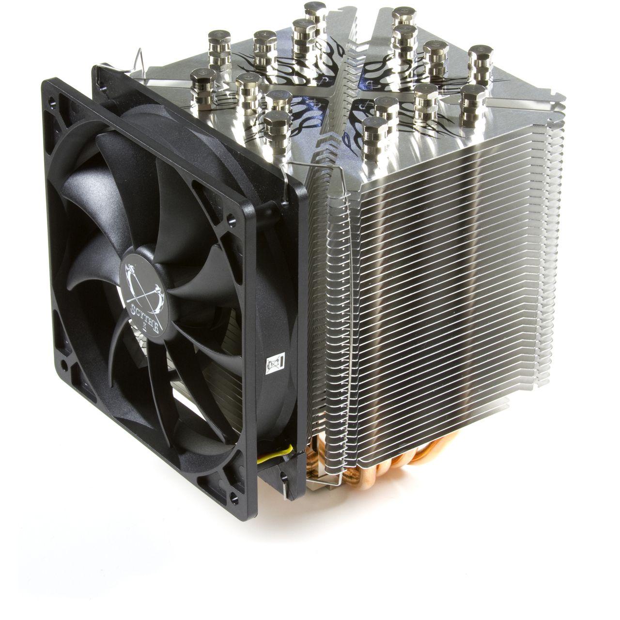 Scythe SCNJ-3000 Ninja 3 AMD und Intel - CPU Kühler | Mindfactory.de ...
