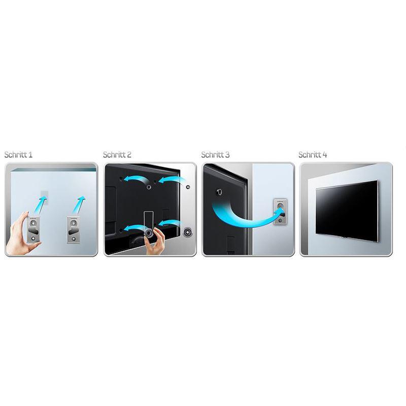 samsung wmn250m wandhalterung tv wandhalterungen hardware notebooks software. Black Bedroom Furniture Sets. Home Design Ideas