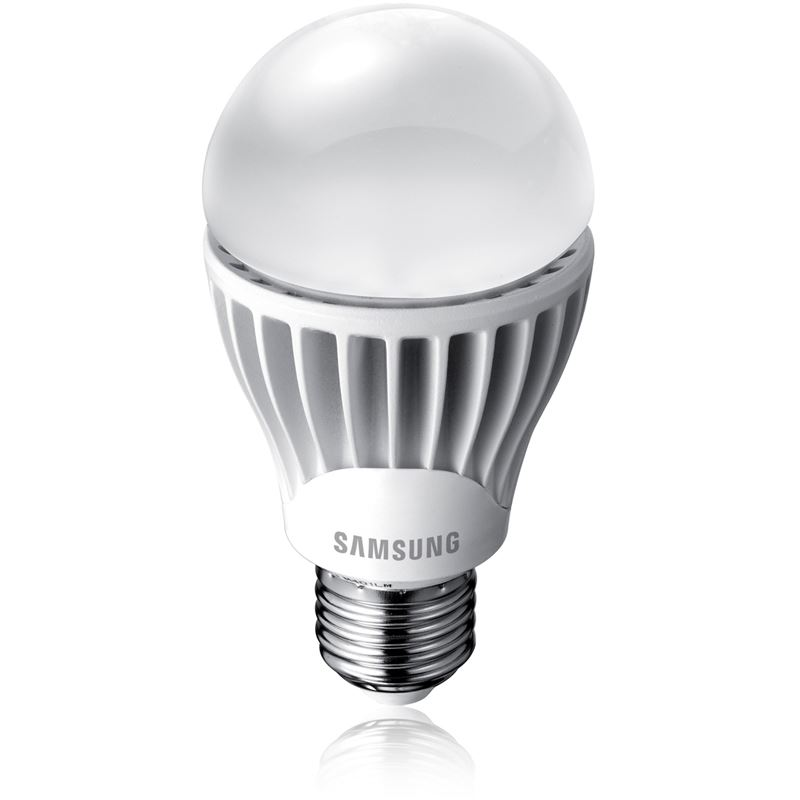 Samsung LED Birne Essential Serie SI-I8W121140EU Matt E27 A - LED ...