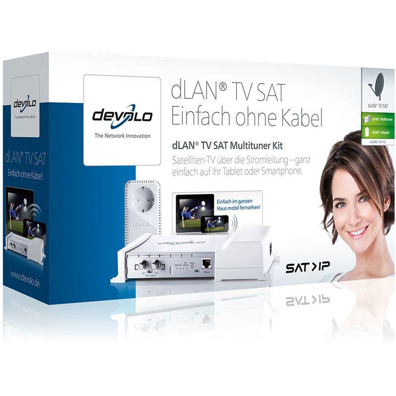 devolo dlan tv sat multituner kit r 9149 hdd receiver. Black Bedroom Furniture Sets. Home Design Ideas
