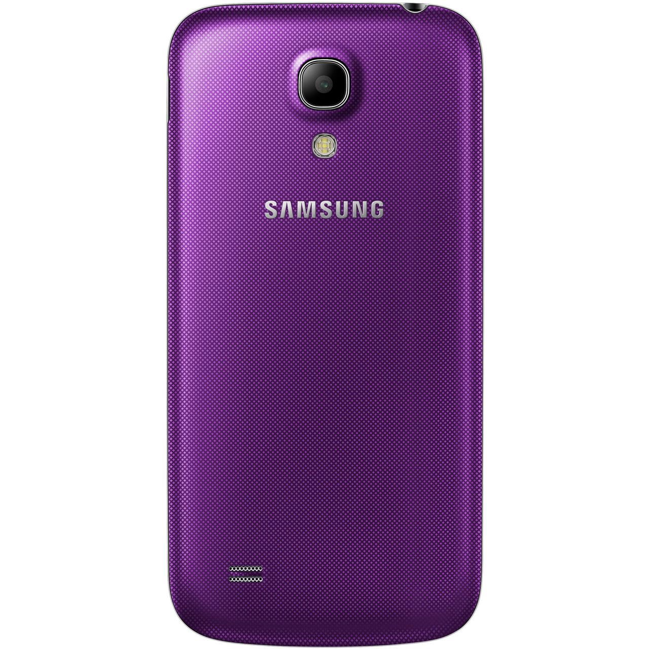 samsung galaxy s4 mini i9195 8 gb violett smartphones. Black Bedroom Furniture Sets. Home Design Ideas