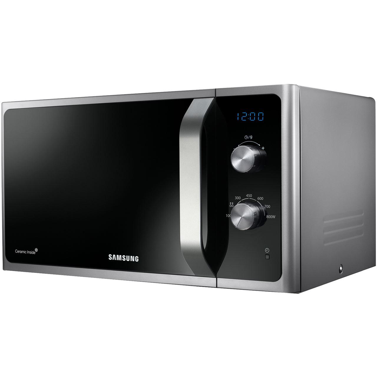 Samsung MS23F301EAS Mikrowelle - Mikrowellen | Mindfactory.de