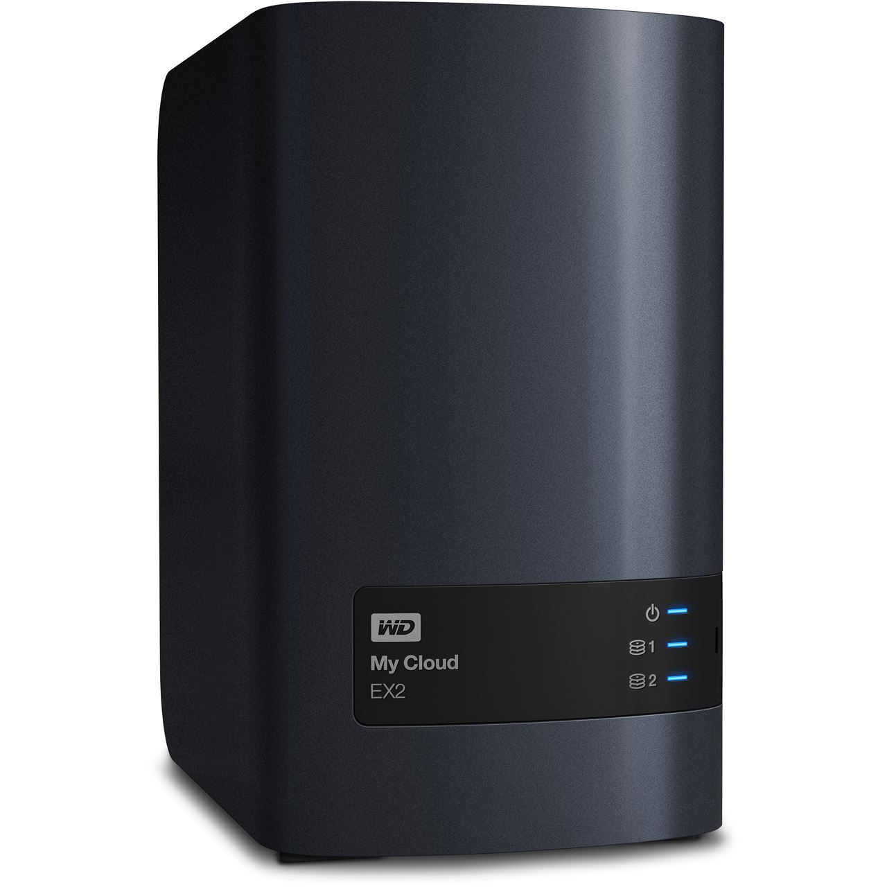 wd my cloud ex2 6 tb 2x 3000gb mit festplatte hardware notebooks software. Black Bedroom Furniture Sets. Home Design Ideas