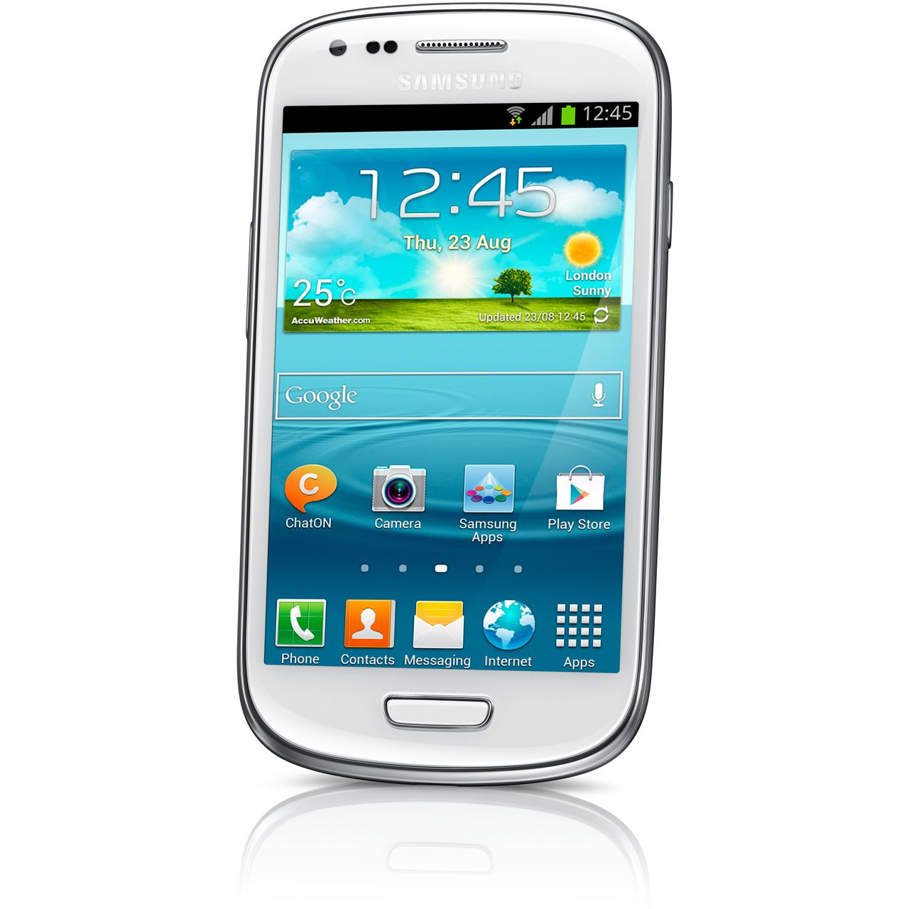 samsung galaxy s3 mini ve i8200 8 gb wei smartphones. Black Bedroom Furniture Sets. Home Design Ideas