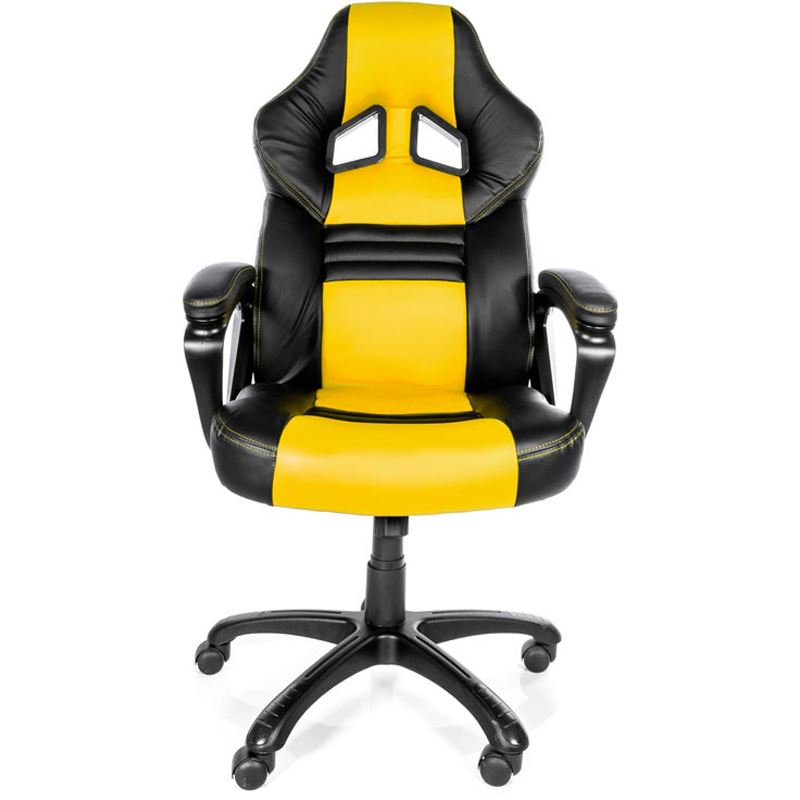 Arozzi Monza Gaming Chair Gelb Gaming Seats