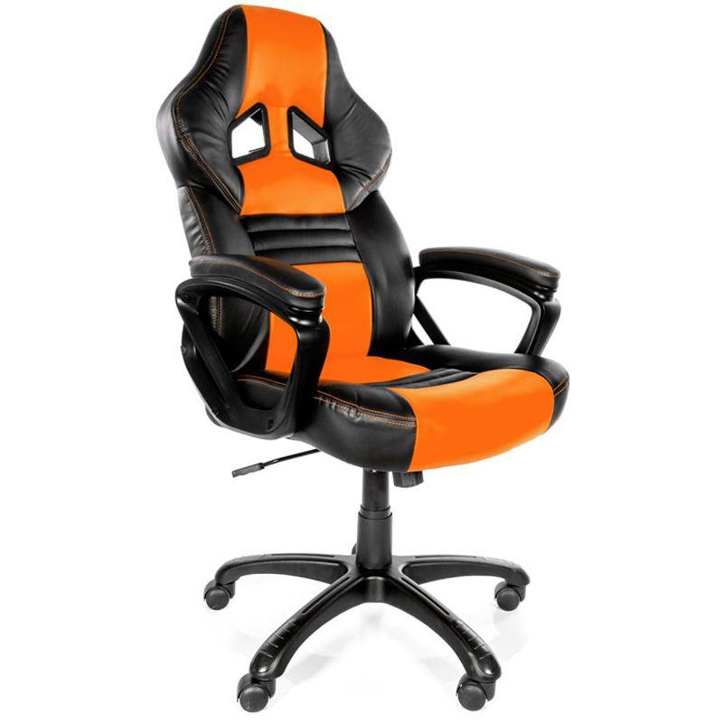 Arozzi Monza Gaming Chair orange