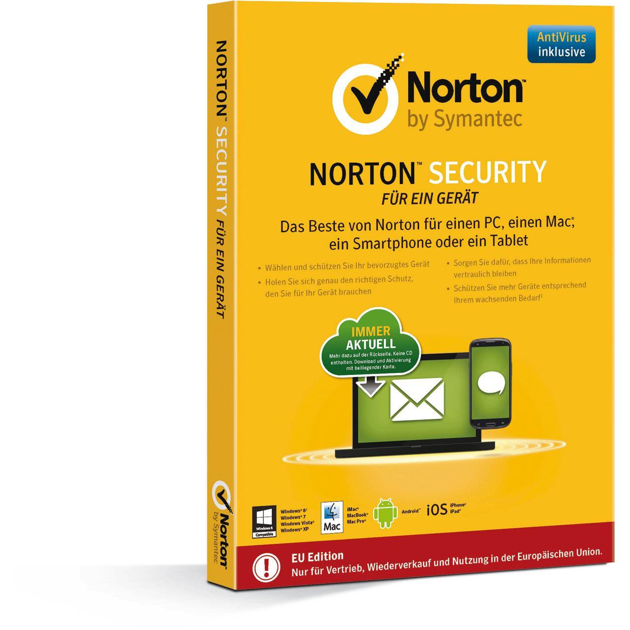 Norton Lizenz