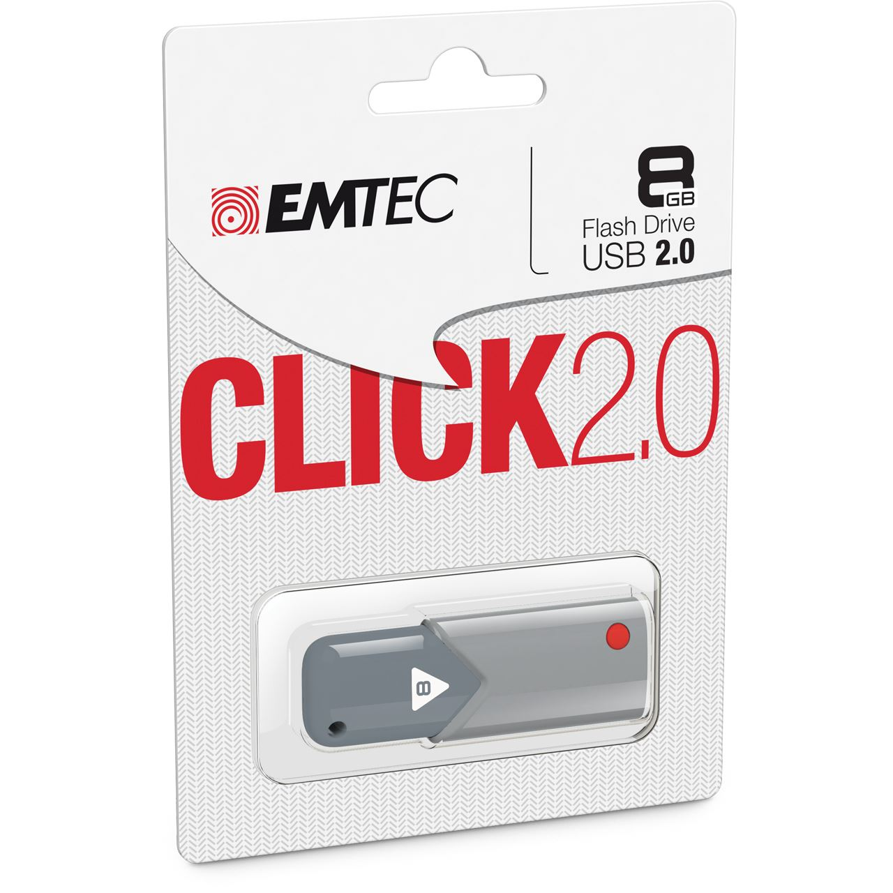 8 GB EMTEC Click grau USB 2.0 - 8GB Sticks | Mindfactory ...  8 GB EMTEC Clic...