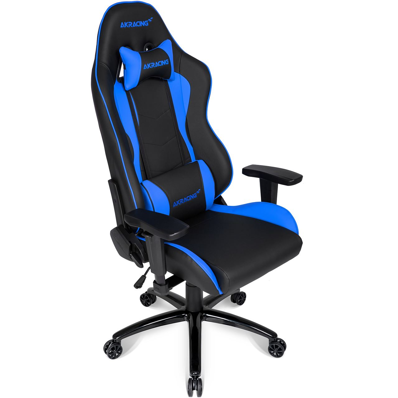 Akracing Nitro Gaming Chair Schwarz Blau